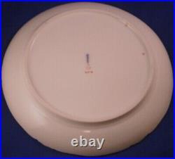Antique 20thC KPM Berlin Porcelain Neuzierat Design Plate Porzellan Teller
