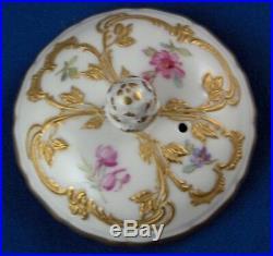 Antique 20thC KPM Berlin Porcelain Neuzierat Tea Pot Porzellan Kanne Art Nouveau