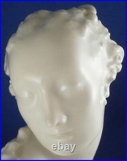 Antique 20thC KPM Berlin Porcelain Nude Lady Figurine Porzellan Figur Scheurich