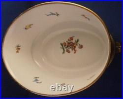 Antique 20thC KPM Berlin Royal Vienna Style Porcelain Bowl Dish Porzellan Schale