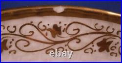 Antique KPM Berlin Porcelain Plate King Umberto I Royalty Porzellan Teller Italy