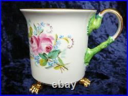 Antique KPM Berlin Royal Porcelain Factory Biedermeier Cup, dd. 1849 1870