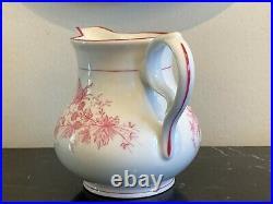 Antique KPM Porcelain Extra Large Creamer