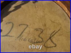 Antique KPM Porcelain Plaque WAGNER ASTI