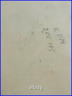 Antique KPM porcelain plaque signed Wagner 19c