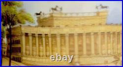 Antique Large Size kpm porcelain Cup Lion Feet Old Berlin Museum
