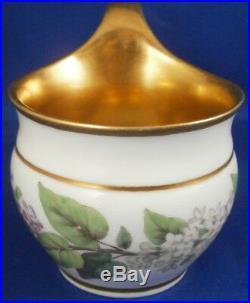 Fun Antique 19thC KPM Berlin Porcelain Biedermeier Cup Porzellan Tasse German