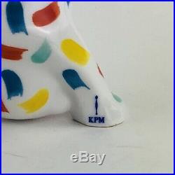 KPM Berlin Porcelain Standing Buddy Bear