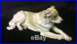 KPM Dog Figurine-Porcelain English Setter