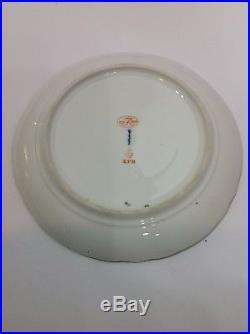 KPM Royal Berlin Porcelain Plate. Pears. Antique Germany Handpainted