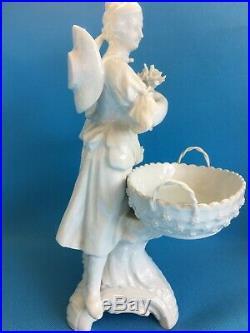 Porcelain figurine KPM
