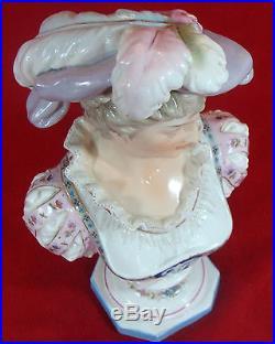 Rare Antique German Meissen Kpm Porcelain Figurine