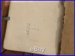 Rare Antique Original Kpm Porcelain Plaque 19c