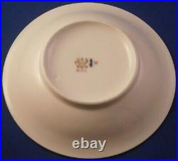 Superb Antique 19thC KPM Berlin Porcelain Cup & Saucer Porzellan Tasse German