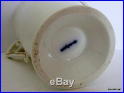 World War II Berlin Kpm Porcelain Neo Classical Cameo Teacup And Saucer Set